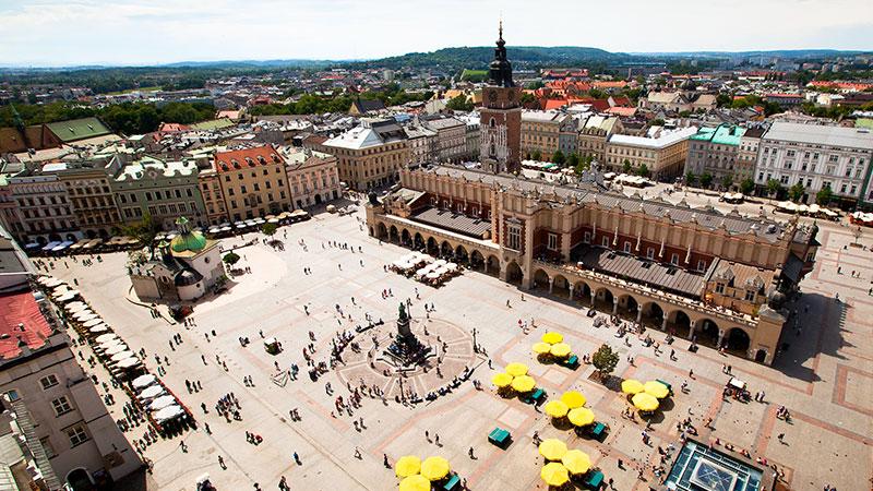 kart over gamlebyen i krakow Fakta og informasjon om Krakow | Krakowtips kart over gamlebyen i krakow