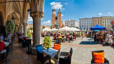 Reise til krakow