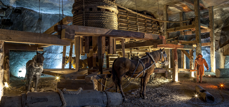 ferie-barn-krakow-saltgruvene