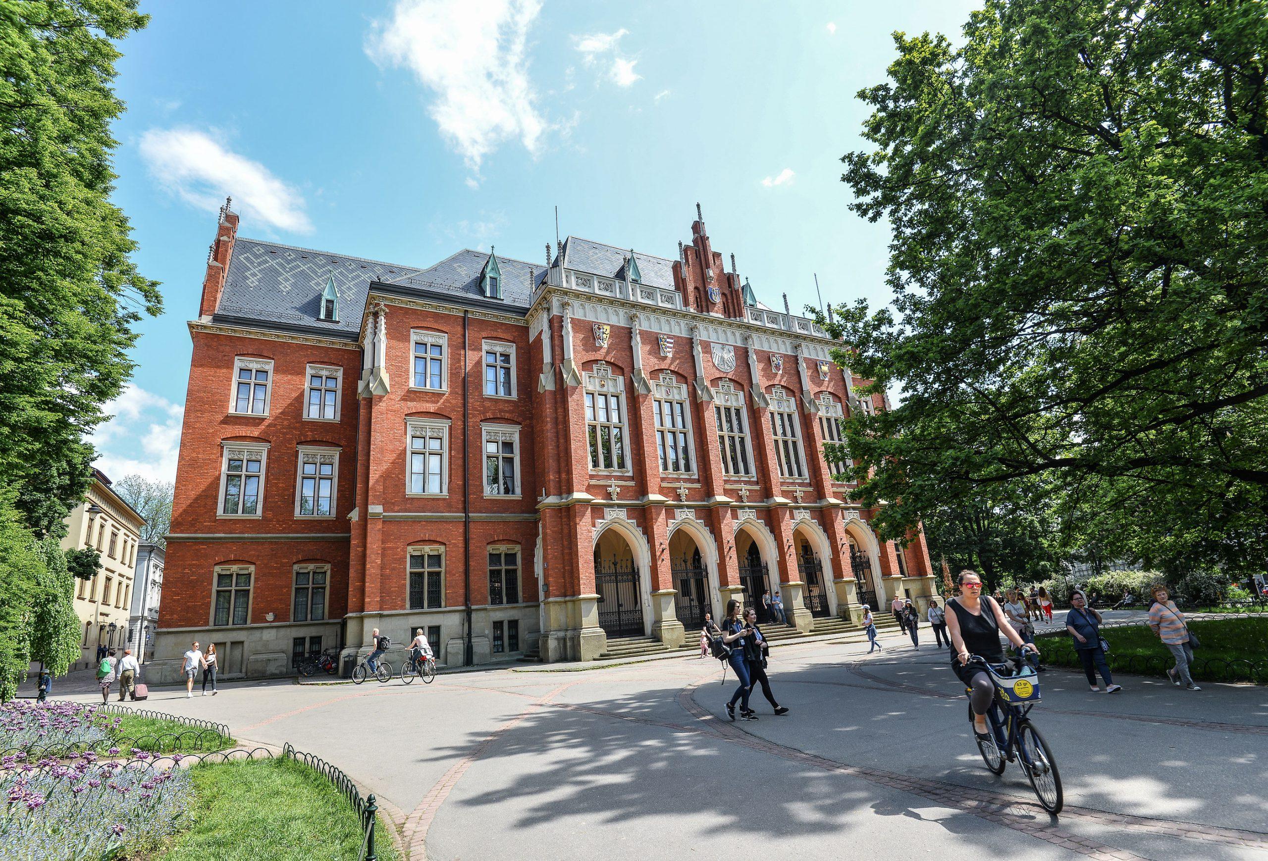 Jagiellonian universitet krakow gamlebyen medisin tannlege
