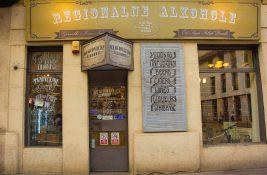 Krakow alkohol butikk