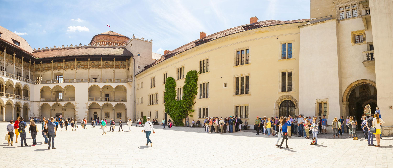 wawel-slottet-krakow