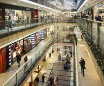 Galeria Krakowska Krakow kjøpesenter shopping
