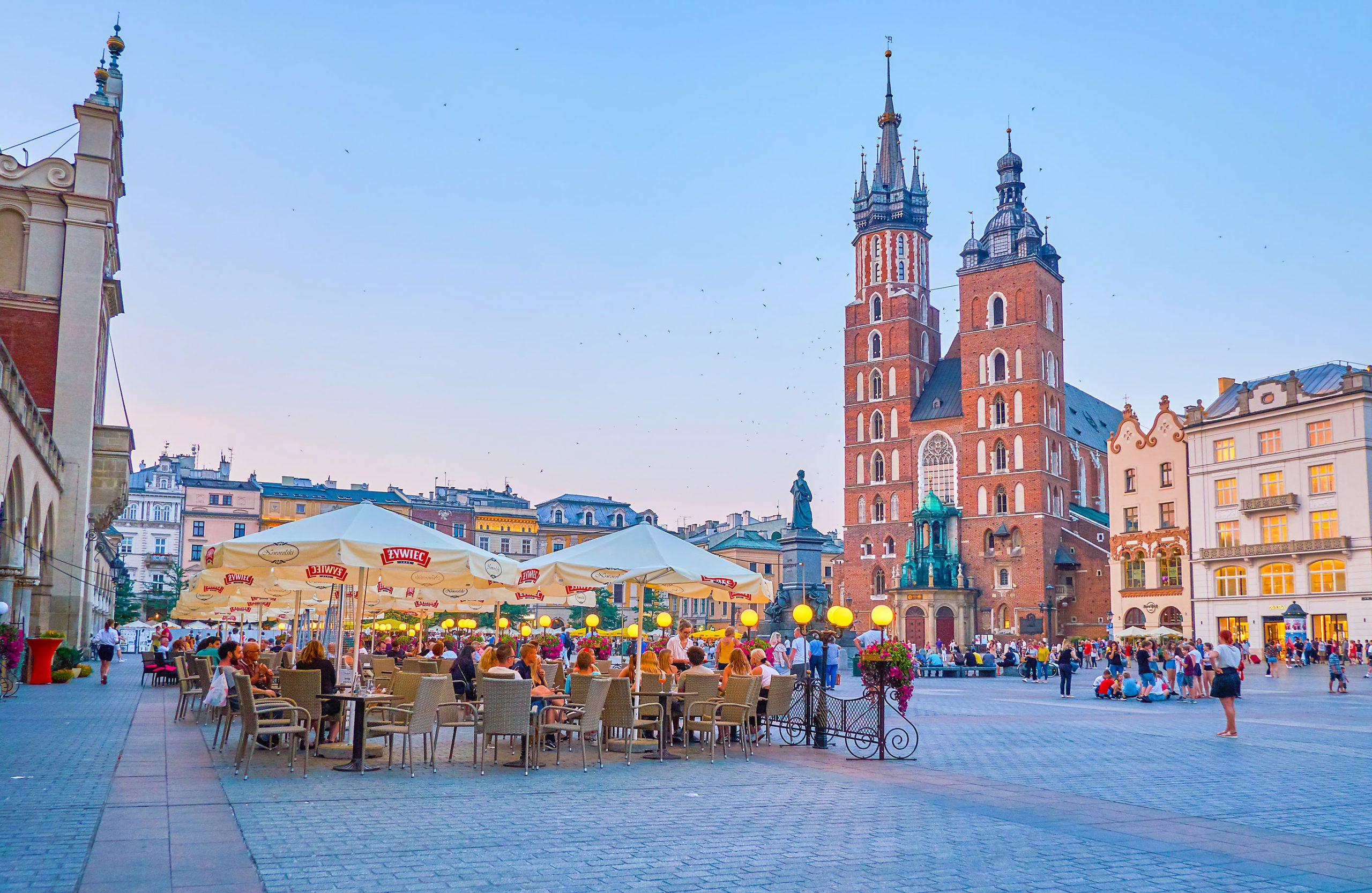 tipsing krakow restaurant spisested