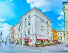 Grodzka handlegate krakow polen shopping