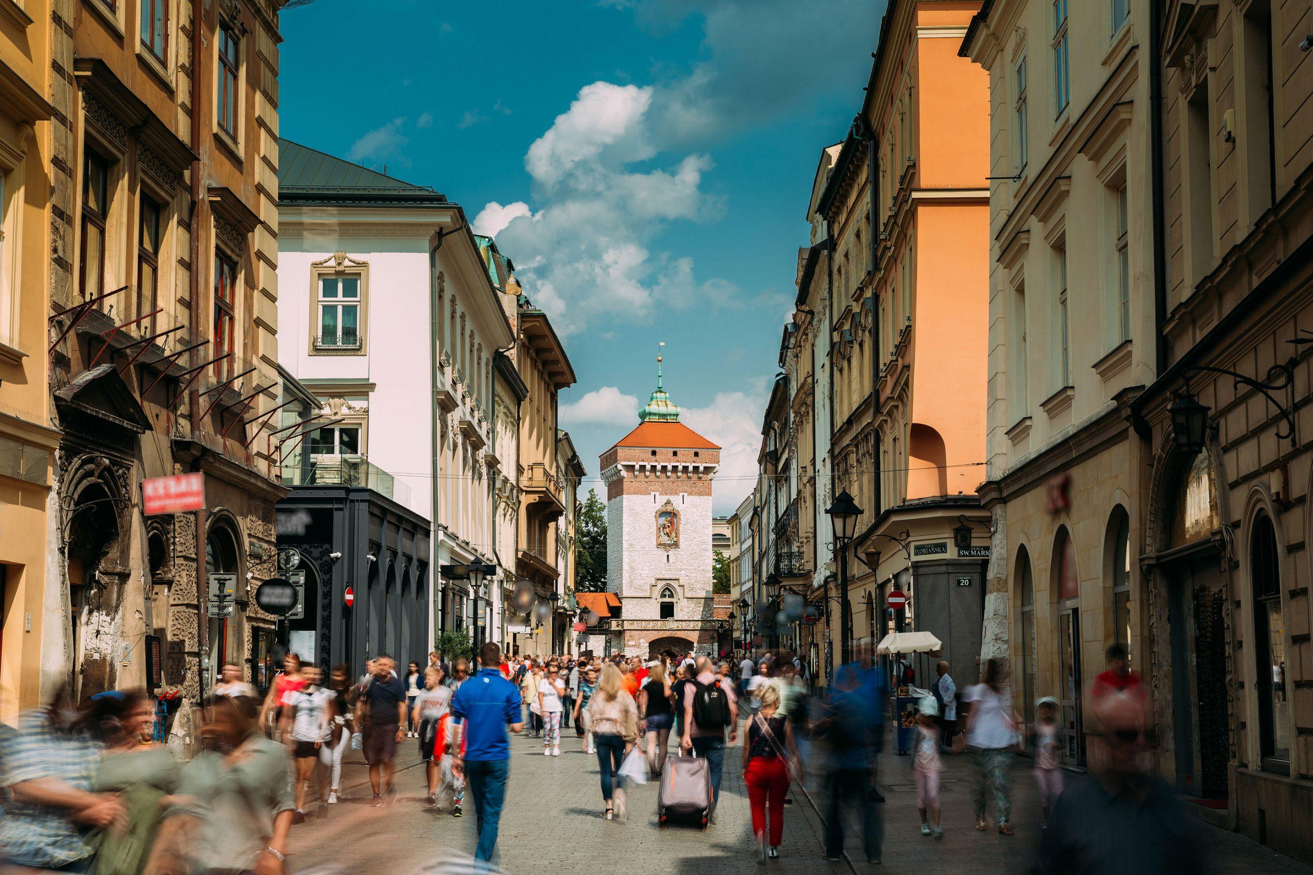 florianska handlegate shopping krakow