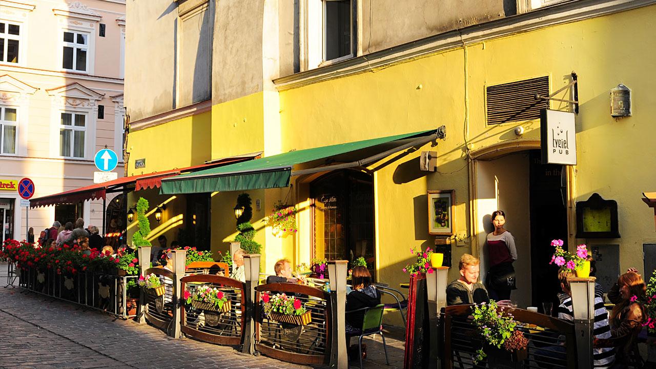 Reiseguide for Krakow