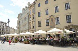 anbefalt restaurant krakow polen
