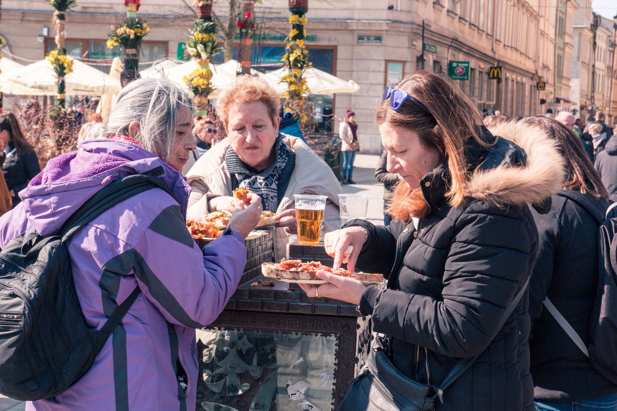 krakow ol restauranter drikke tips
